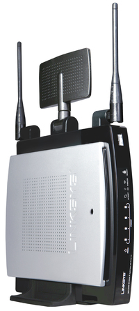 Image of Linksys WRT350N v2