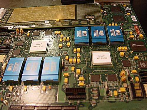Image of Intel IXDP2800